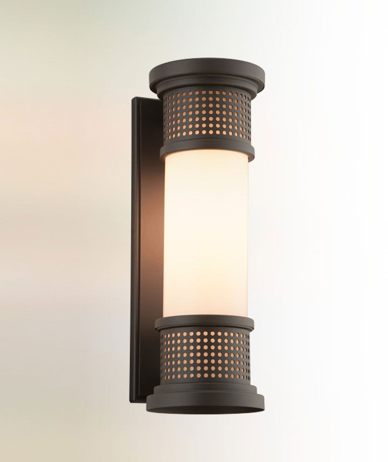 Mcqueen Led Exterior Wall Sconce By Troy Lighting Bl4671 Sconces Candle Wall Sconces Wall Sconces
