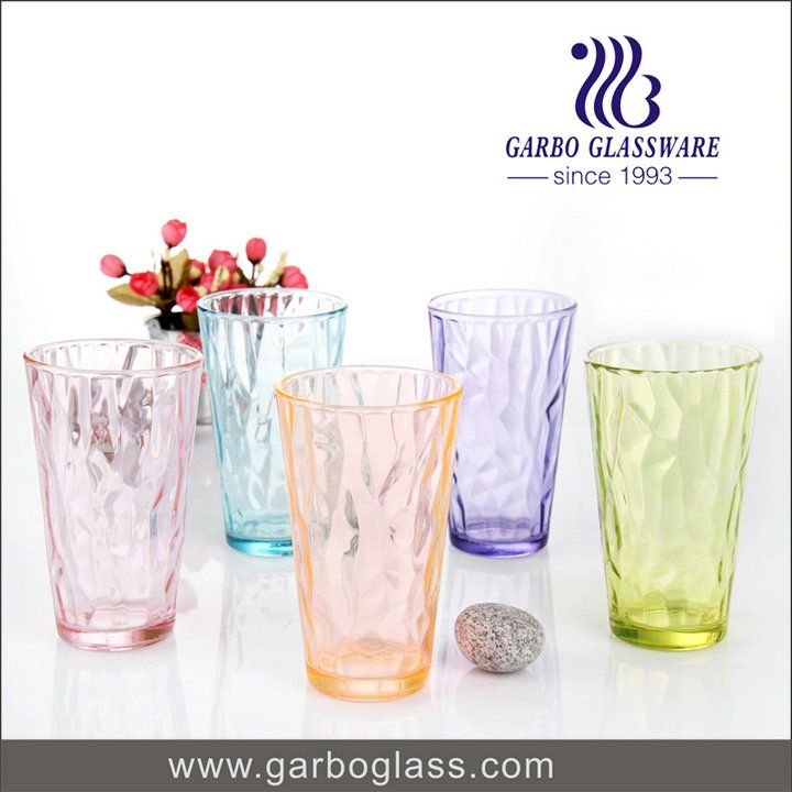 mix drinks glass cup ,many color for choosing