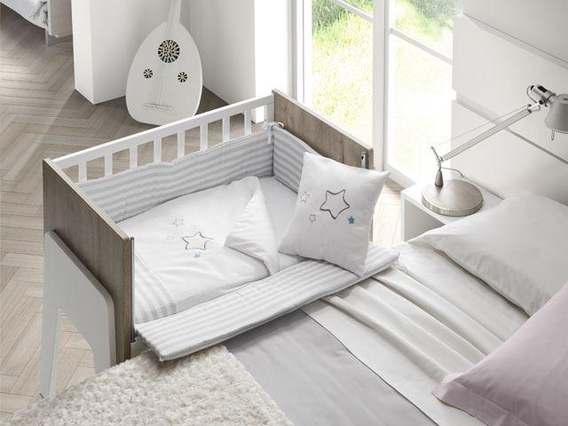 Cuna colecho estrella azul | Bebé | Pinterest | Babies, Room and ...