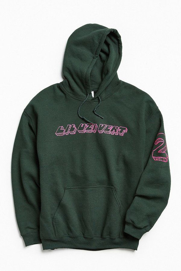 319bc83c Urban Outfitters Lil Uzi Vert Hoodie Sweatshirt | Products | Hoodies ...
