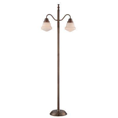 "Lite Source Towne 63"" Task Floor Lamp"