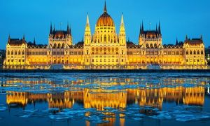 Budapest 1 To 5 Nights With Breakfast From 29 At Six Inn