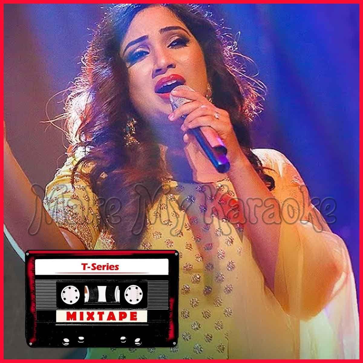 Sunn Raha Hai Rozana T Series Mixtape Mp3 And Video Karaoke Format Mixtape Karaoke Karaoke Songs