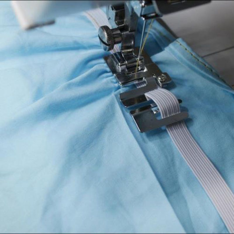 Sewing Machine Feet Zipper Presser Foot Sew Accessories Stitch Tool