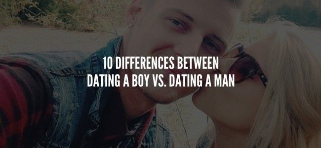 11 Differences Between The Boy You Are Dating And The Guy You Will Marry