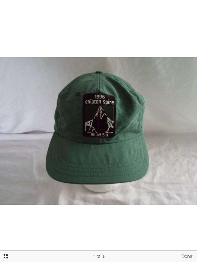 Vintage North Face Hat  54e7f3bf41c
