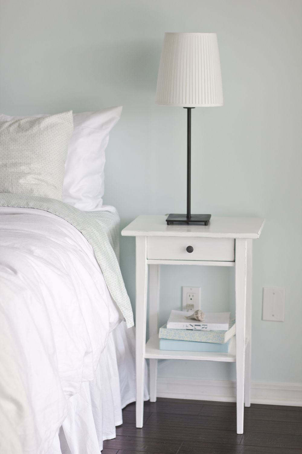 Jenna Sue Ikea Hack Hemnes nightstand Bedroom Pinterest HEMNES, Ikea hack and Nightstands