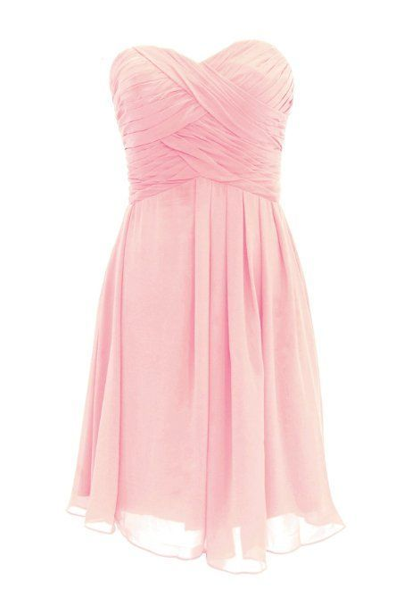 7378e2bfde0 Pretty Light Pink Short Sweet 16 Dresses