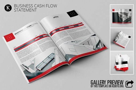 Business Cash Flow Statement Cash flow statement, Flow and Business