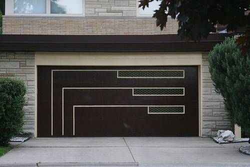 Modern doors design modern garage door designs for Garage doors designs
