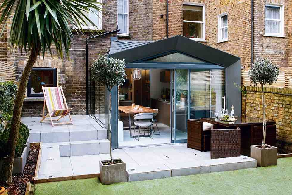 How to add a single storey extension in 2020 | Single ...