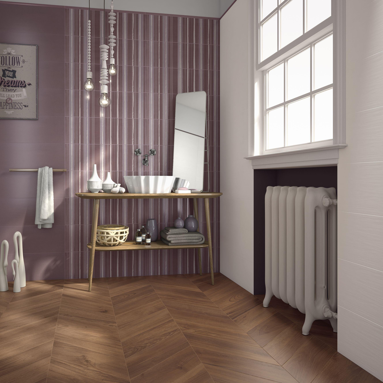 A pavimento di questo bagno la nostra collezione priv - Bagno pavimento legno ...