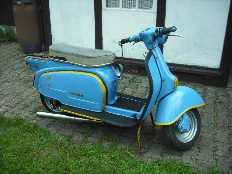 z ppabroller r50 baujahr 1970 motos antiguas roller. Black Bedroom Furniture Sets. Home Design Ideas