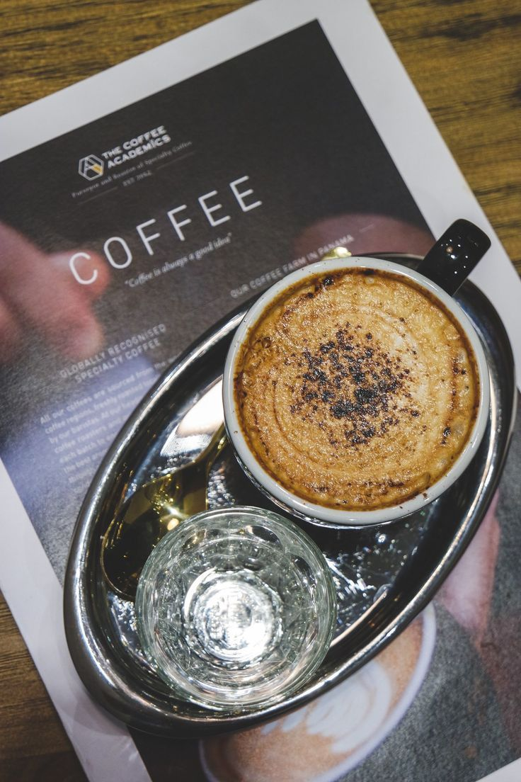 The Coffee Academics Singapore Rated One of the World's