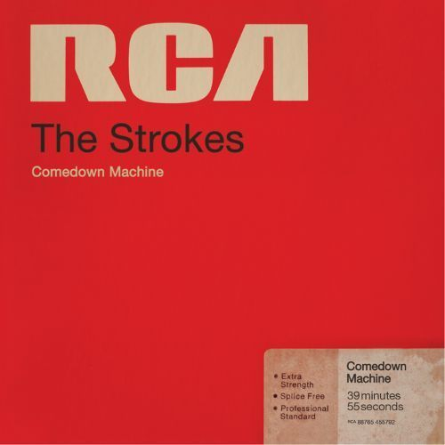Comedown Machine Lp Vinyl In 2019 The Strokes Albums