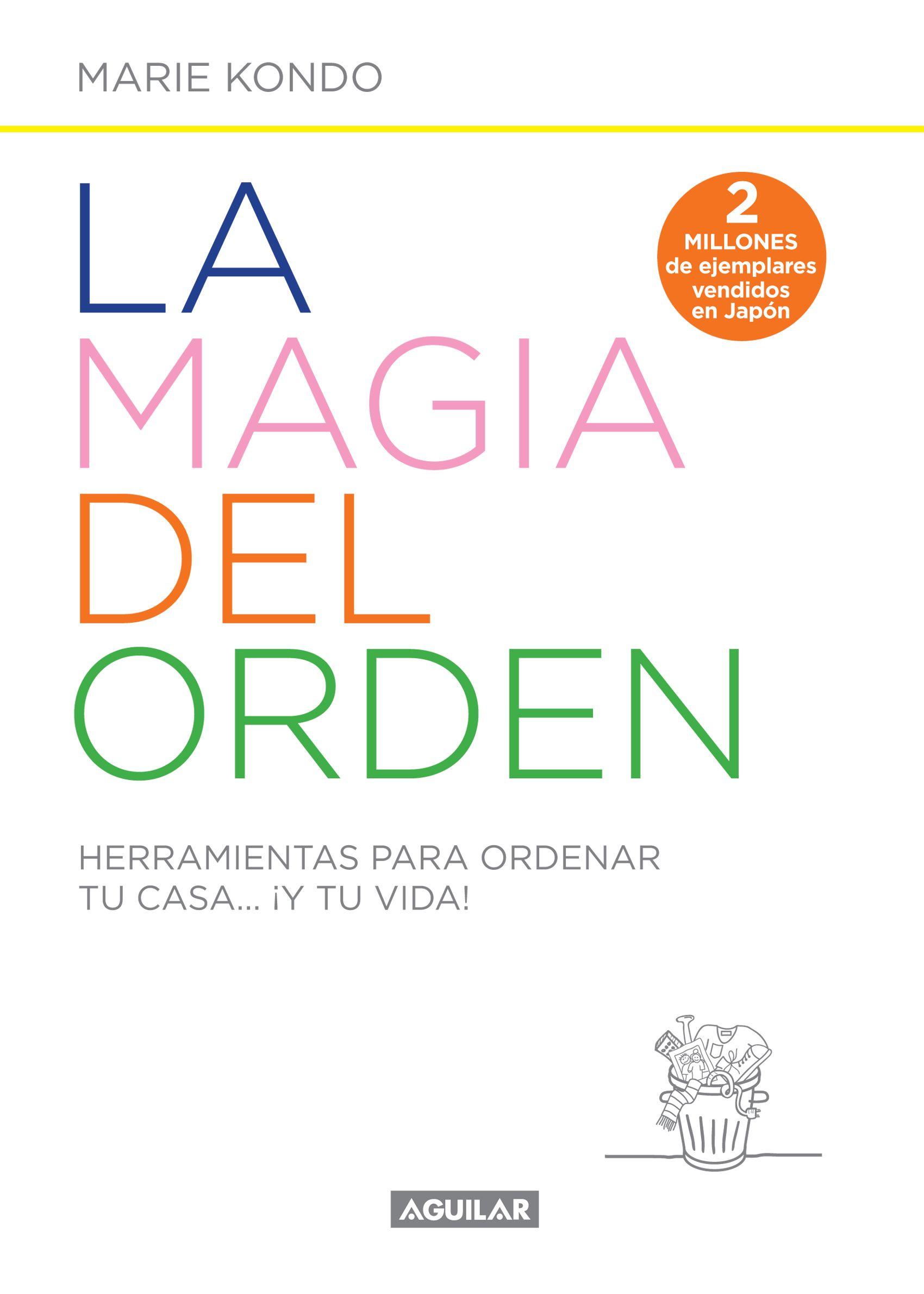 """La japonesa Marie Kondo escribió """"La magia del orden"""", un best seller que  te ayuda a tirar y acomodar todo lo que tenés en tu casa."""