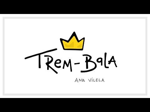 Trem Bala Ana Vilela Life On A Draw Desenhos Flavio Wetten