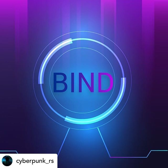 Posted @withrepost • @cyberpunk_rs BIND Compile and Setup with