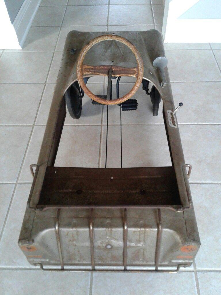 Amf Super Sport G 533 Pedal Cars Vintage Pedal Cars Riding Toys