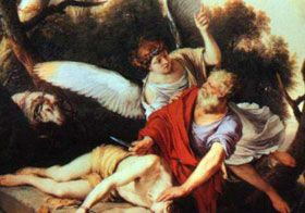 The rise of Judaism; Abraham's belief in one god and the story of ...