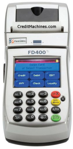 First Data Fd400 Ti Wireless Credit Card Machine Mobile Credit Card Processing With Ebt Food Stamp Credit Card Machine Mobile Credit Card Credit Card Readers