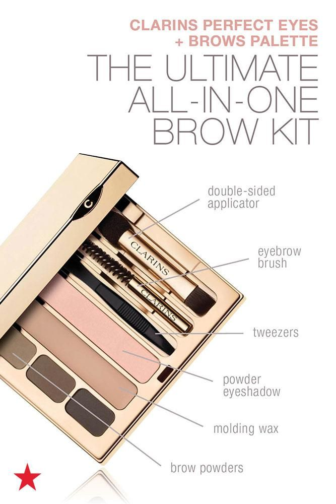 Perfect Eyes & Brows Palette by Clarins #17