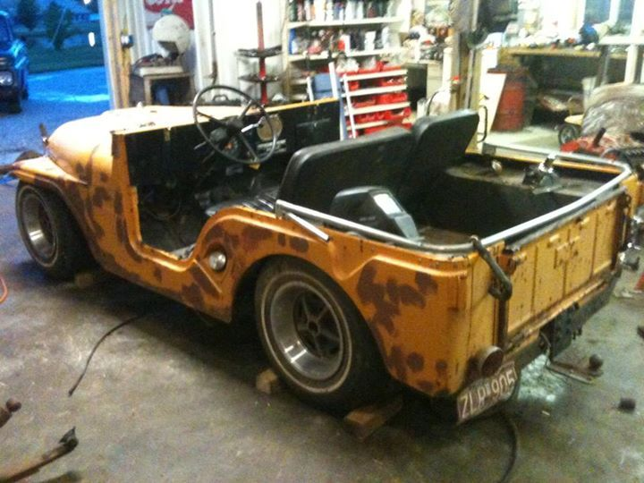jeep hot rod rat rod come on you like it jeep. Black Bedroom Furniture Sets. Home Design Ideas