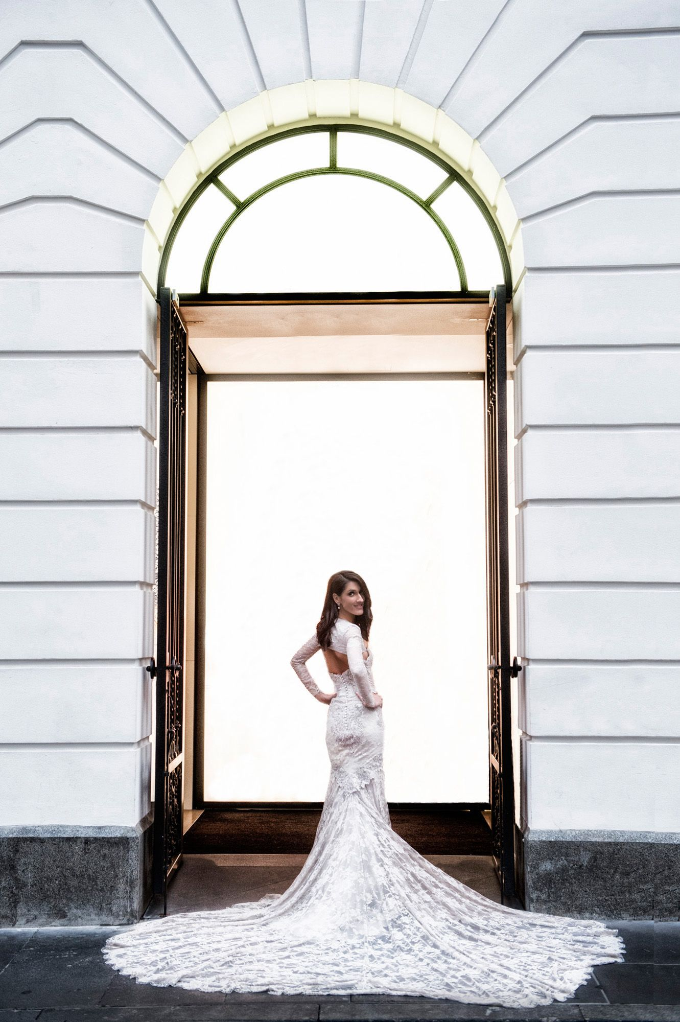 Bridal Couture, Designer Couture Wedding Gowns, Designer Couture Wedding Dresses, Armadale, Melbourne lace wedding dress custom made by  http://vincenzopintaudicouture.com