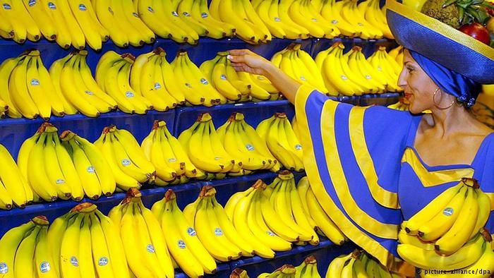 Brazil's Cutrale buys Chiquita in last-minute deal - DEUTSCHE WELLE #Chiquita, #Business