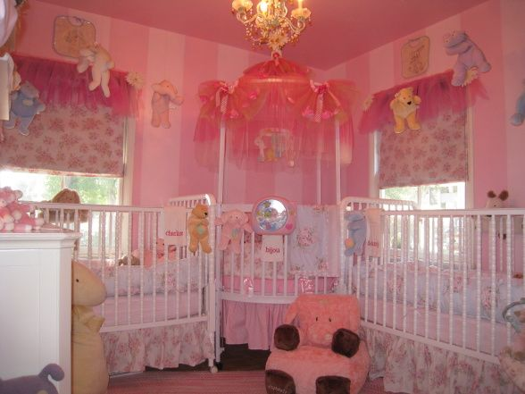 Triplet Ideas Triplet Dream Nursery Nursery Designs