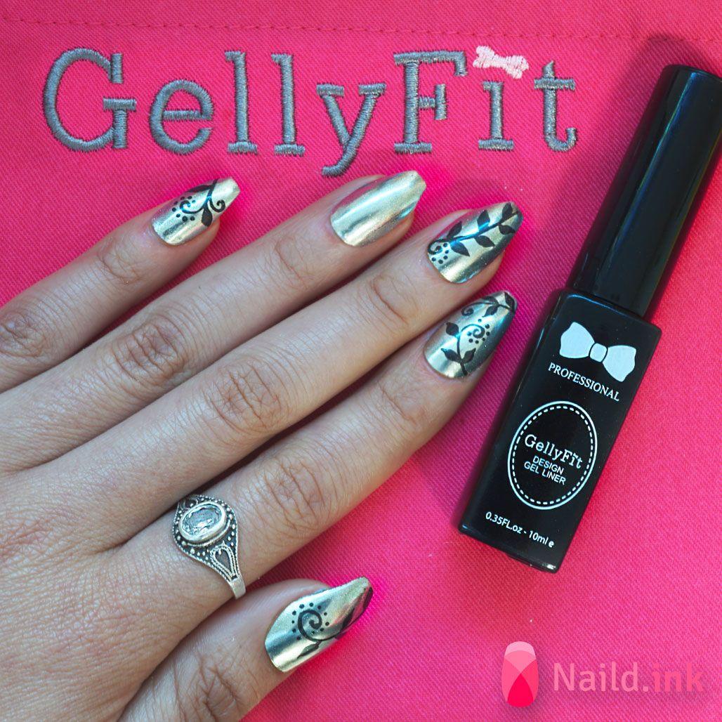 Pin By Naildk On Gellyfit Sa Designs Pinterest Trendy Nail