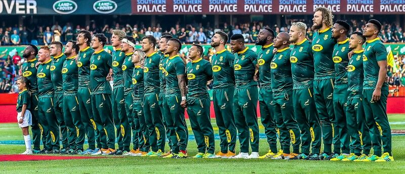 Rugby World Champions South Africa 2019 South Africa Rugby Africa Rugby