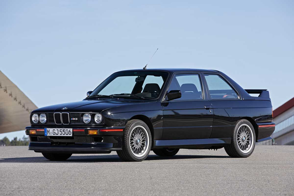 Motor N News Top 10 Best Bmws Of All Time Bmw E30 M3 Sport