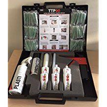 Plastic Repair Kit Plastic Bonding Bumper Repair Kit