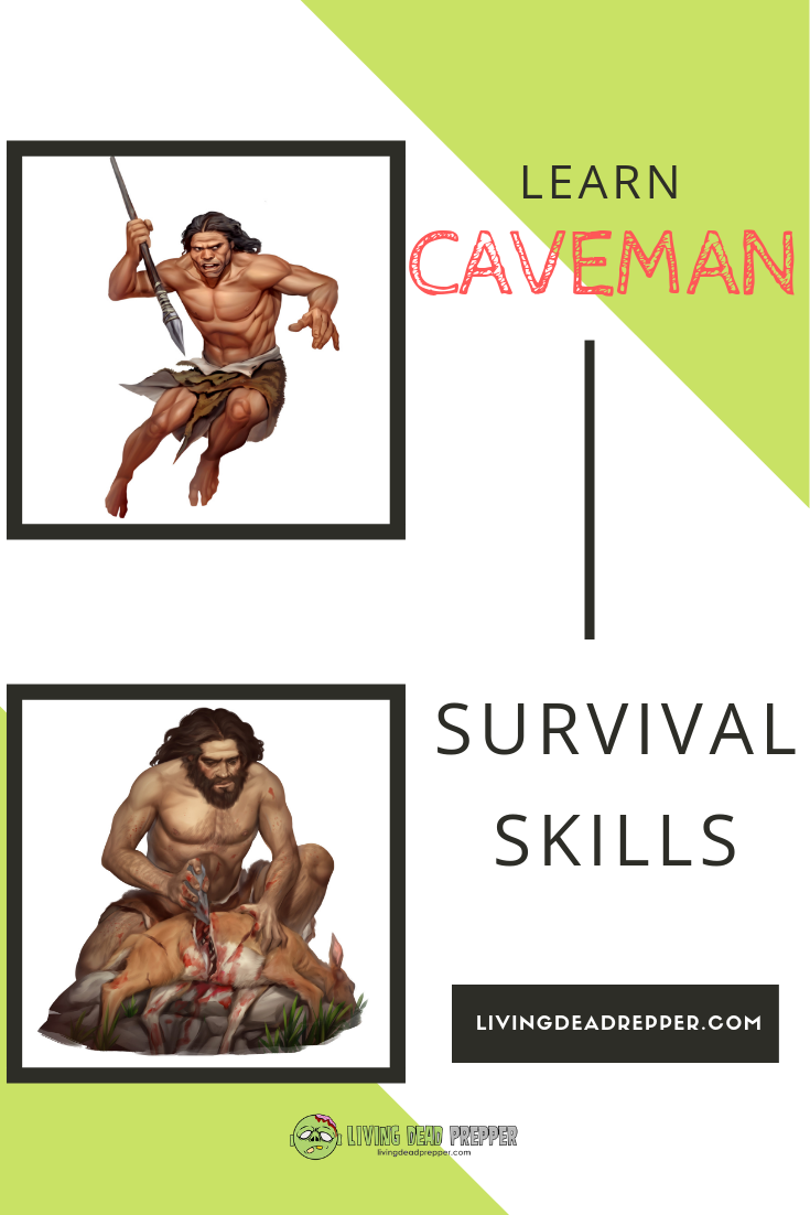 Do You Want To Have The Outdoor Survival Skills Of A Caveman Do Want To Be Able To Learn Herbal And Natur Wilderness Survival Skills Survival Skills Survival