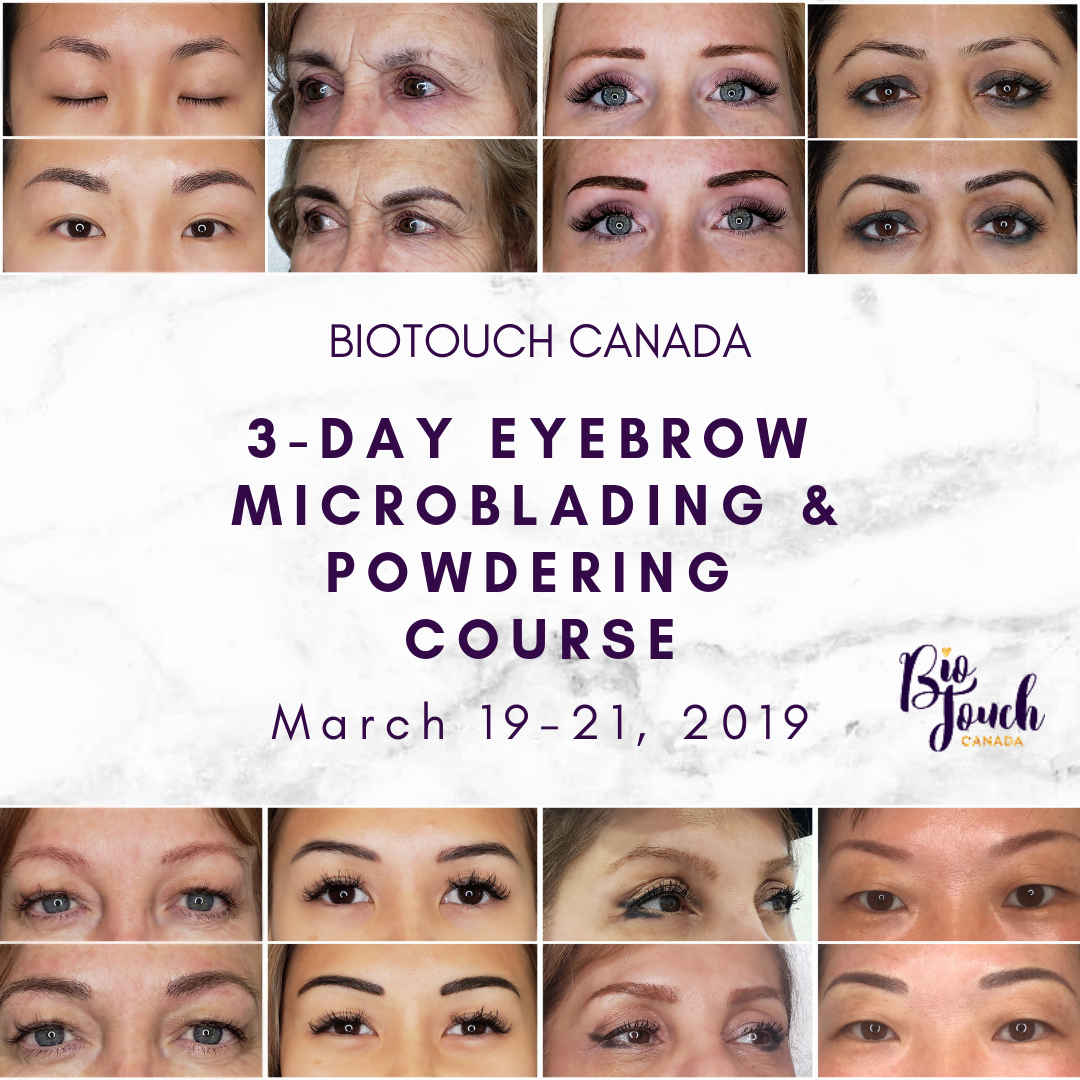 Permanent Makeup Training and School Vancouver BC (With