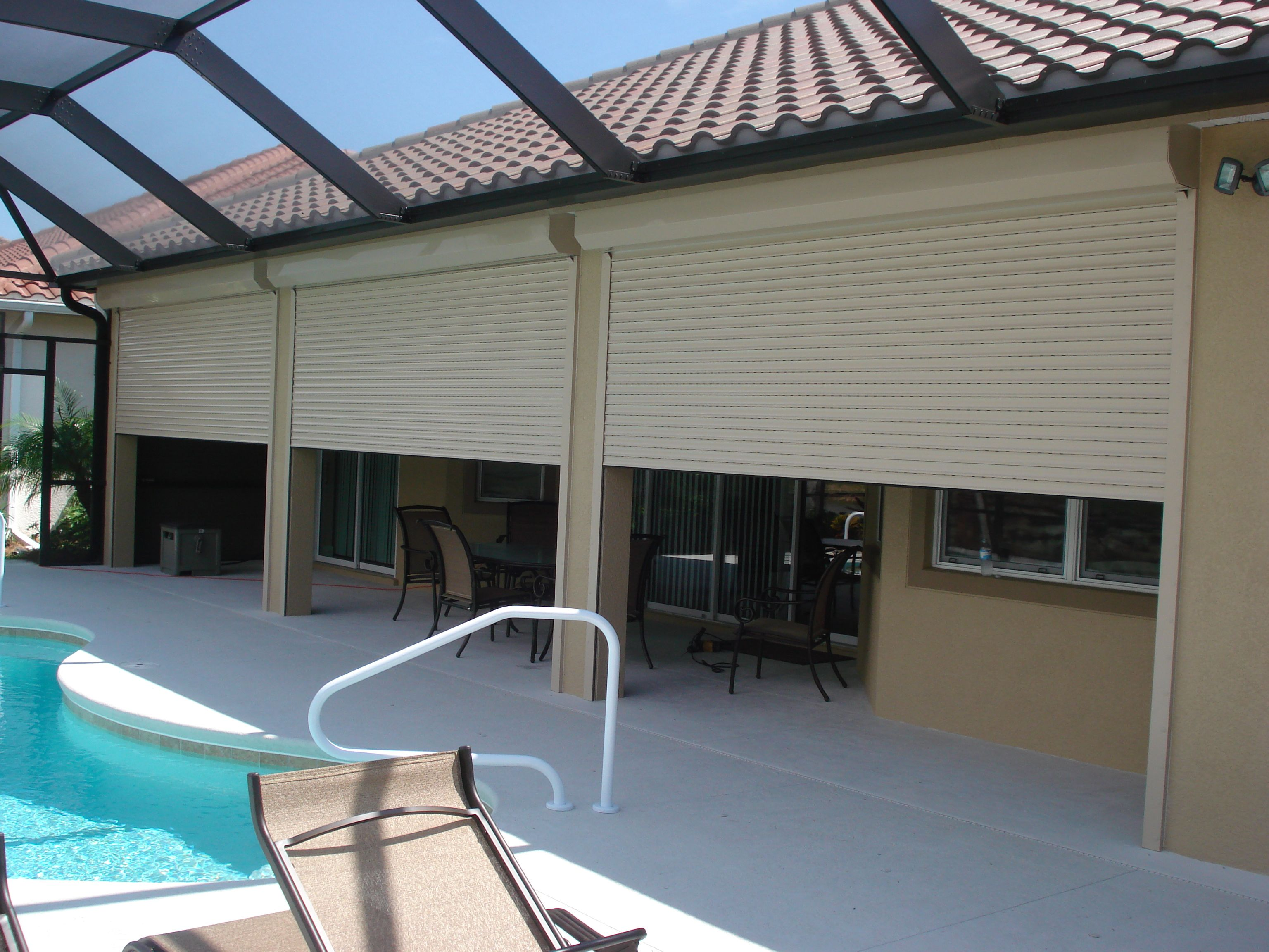 Hurricane Protection From Naples Shutter Ideas For The