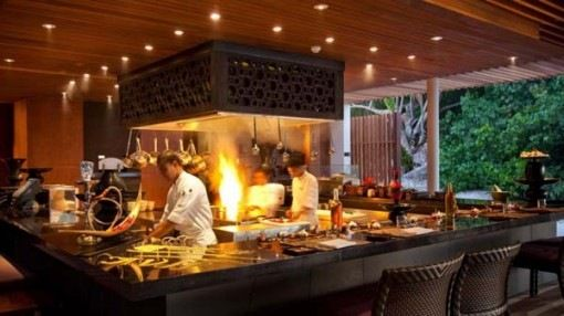 Restaurant Kitchen Design beautiful-resort-restaurant-kitchen-design-10-510x286 | resorts