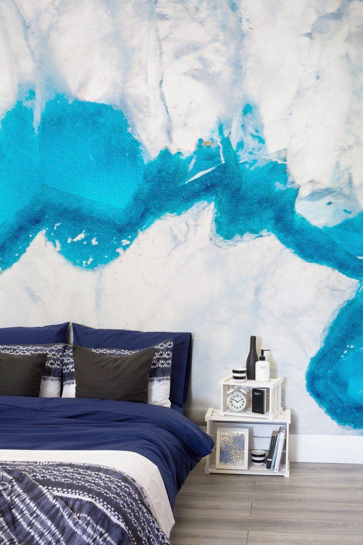 Wallpaper, or modern art?