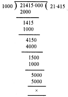 RS Aggarwal Class 6 Solutions Chapter 7 Decimals Ex 7B 21