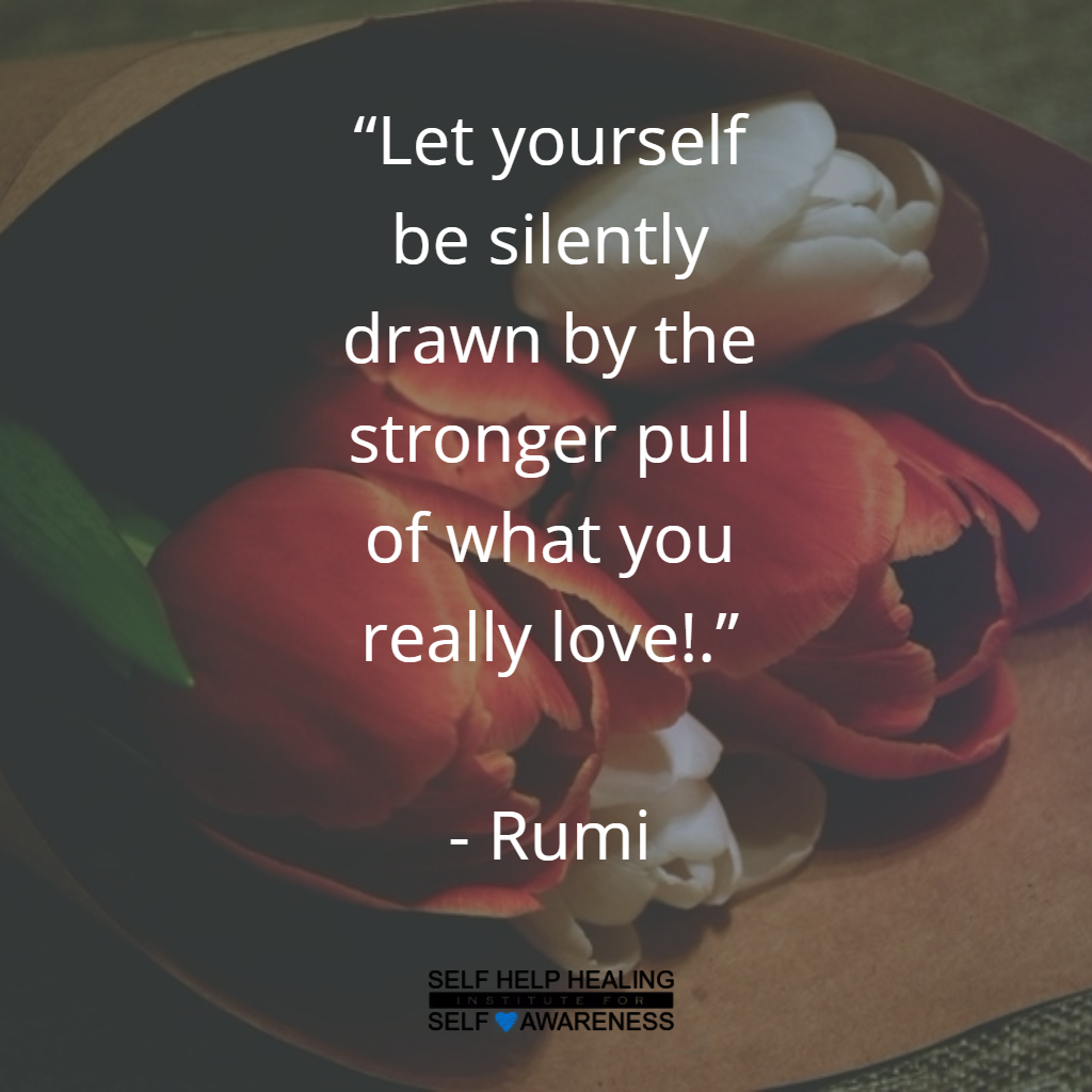 Rumi Love Quotes Quotesrumi  Allow It And Love Will Guide You Towards Your