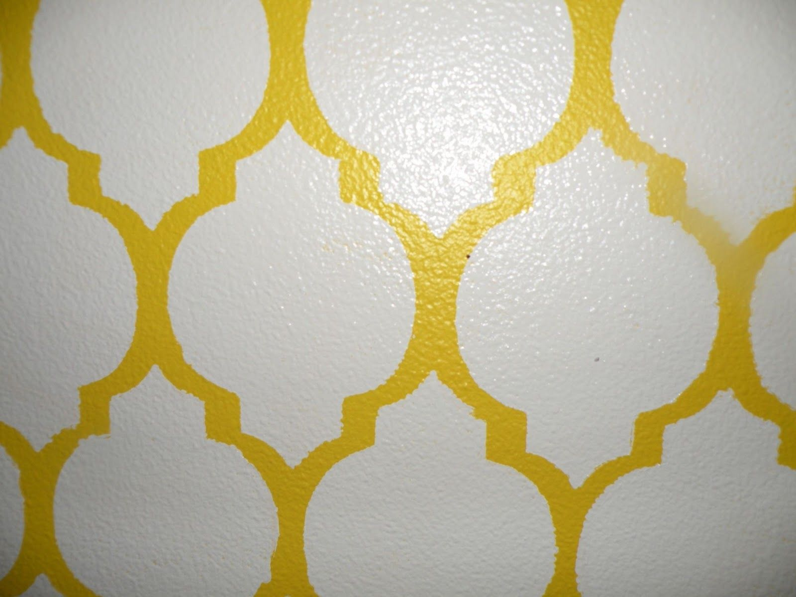 Wall Stencil Design Ideas | http://ultimaterpmod.us/ | Pinterest ...