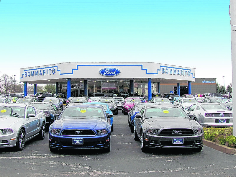 Bommarito Ford Superstore Your Midwest Ford Dealer Located In St - Ford dealers st louis