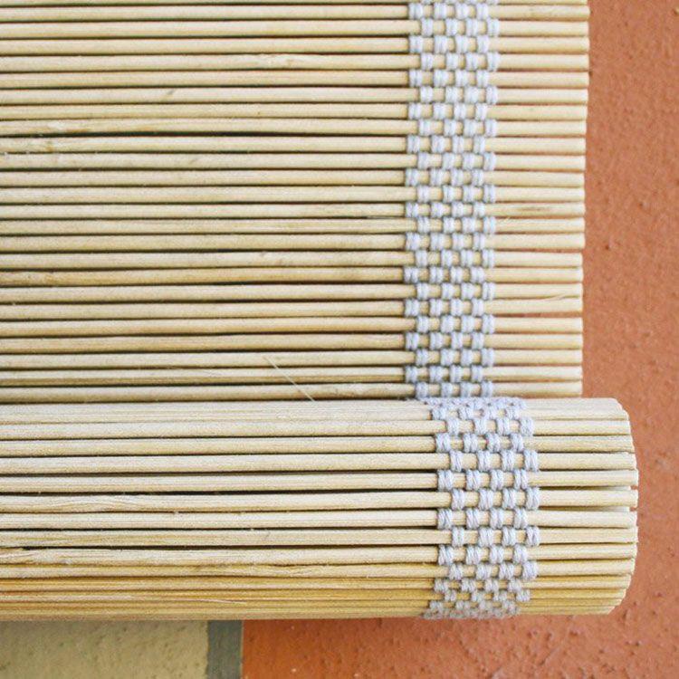 Tapparelle e tende in bamb per interni ed esterni tende pinterest - Tende bambu per esterno ...