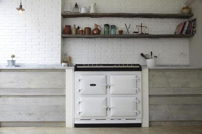 Etxekodeco una cocina espectacular en una casa for Cocinas modulares economicas