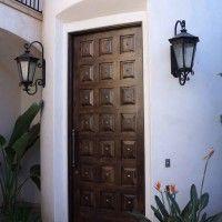 Spanish Vanities, Custom Rustic Doors, Custom Doors – Demeji…