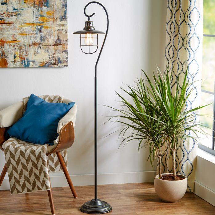 """Timaios 58"""" Floor Lamp"""