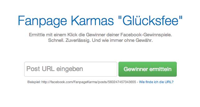 GlГјcksfee Facebook