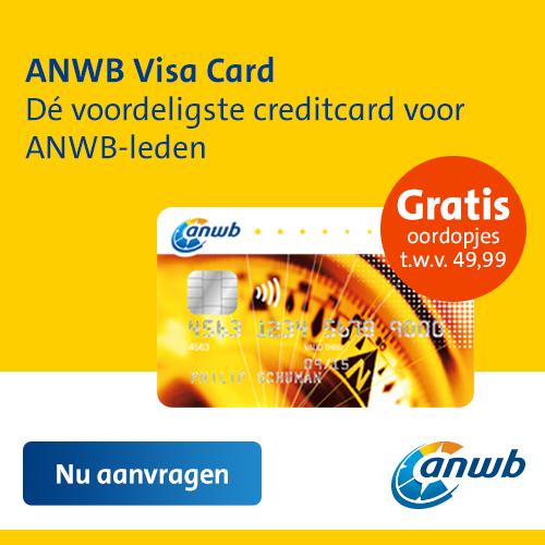 anwb visa card – creditcard voor jongeren en studenten. met deze