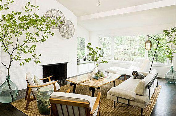 small courtyard with orange tree   outdoor spaces   pinterest, Gartengerate ideen